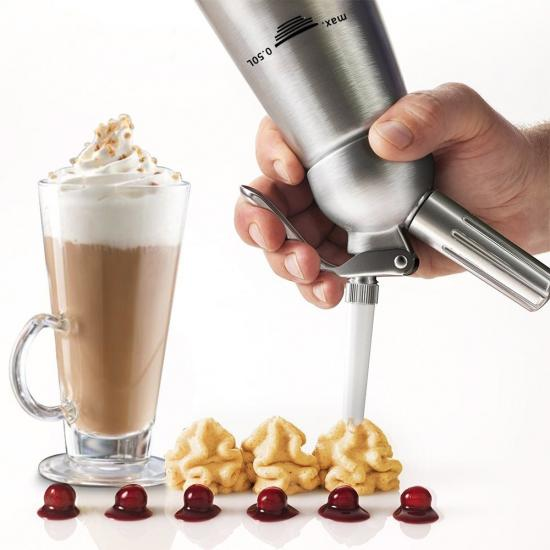 cream whipped dispensers